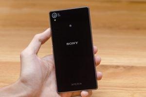 Thay man hinh Sony Z3 gia re