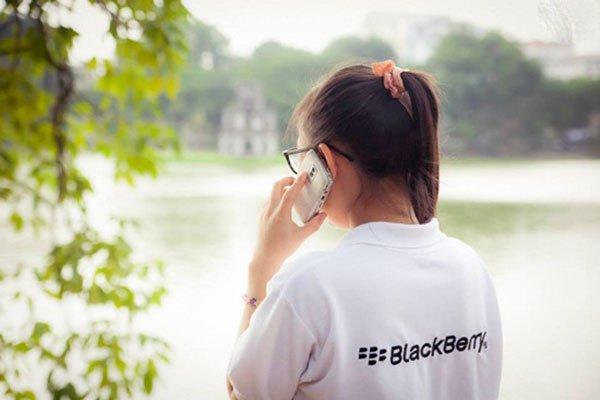 Những cô gái dùng blackberry đều là những người ưa khám phá và phát triển kĩ năng