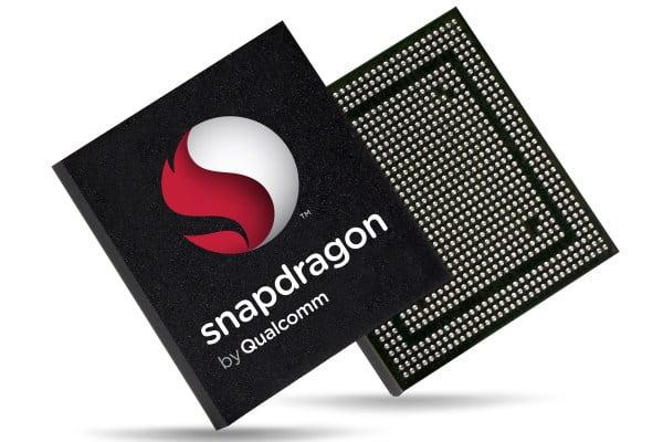 Chip snapdragon trên máy