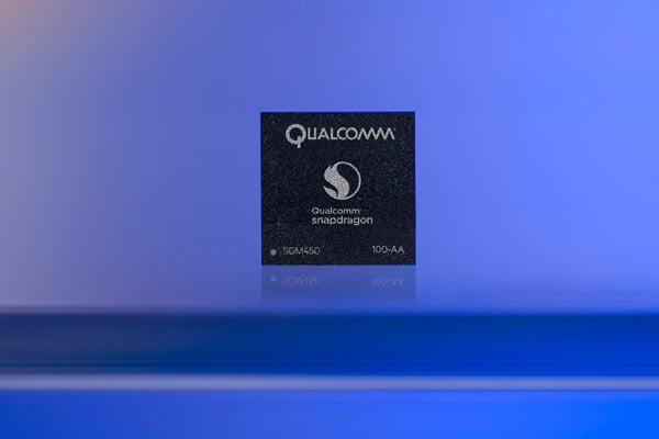 Chip snapdragon cho máy