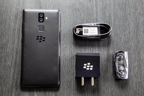 Tại sao blackberry evolve được trang bị snapdragon 450