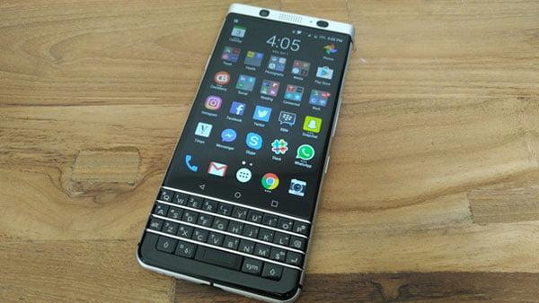 Các bước để thay mặt kính blackberry keyone