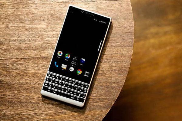 Chíp blackberry key 2