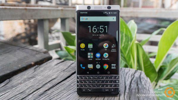 Bàn phím vật lý của blackberry
