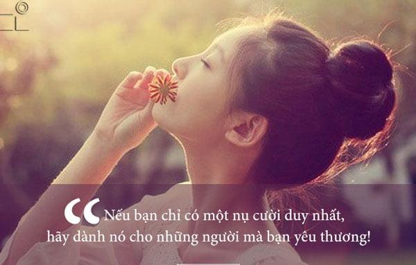 Châm ngôn nụ cười