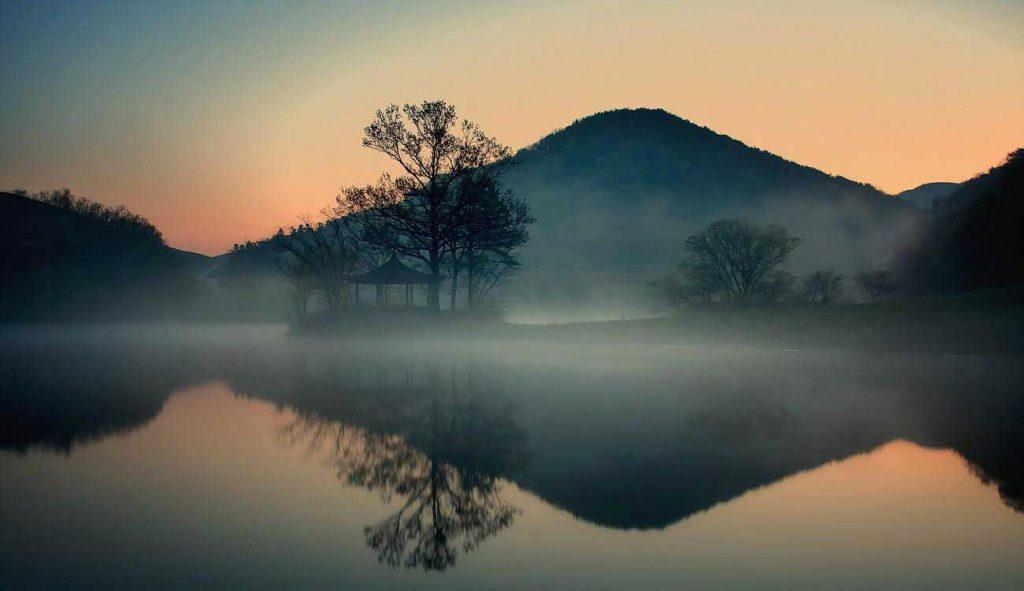 mơ nhìn thấy Ao - Sông - Hồ