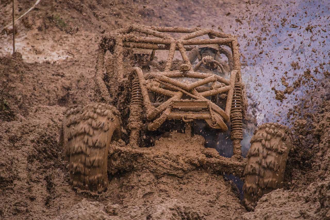 Mơ thấy bùn lầy